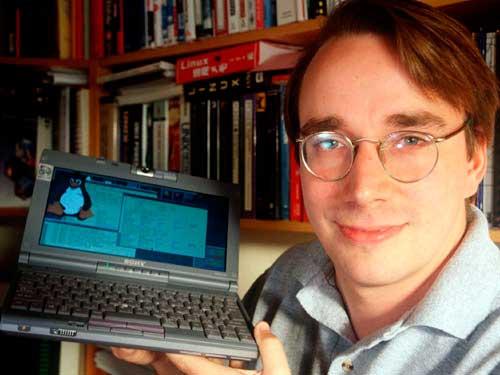 Рано проснувшаяся страсть к компьютерам – главная в жизни Линуса
