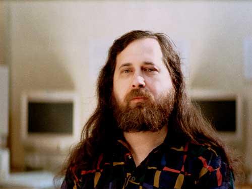 Американец Ричард Столман запустил проект GNU еще в 1983 году