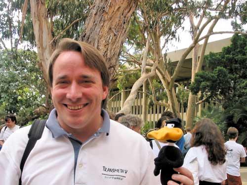 Пингвин Тукс стал эмблемой Linux