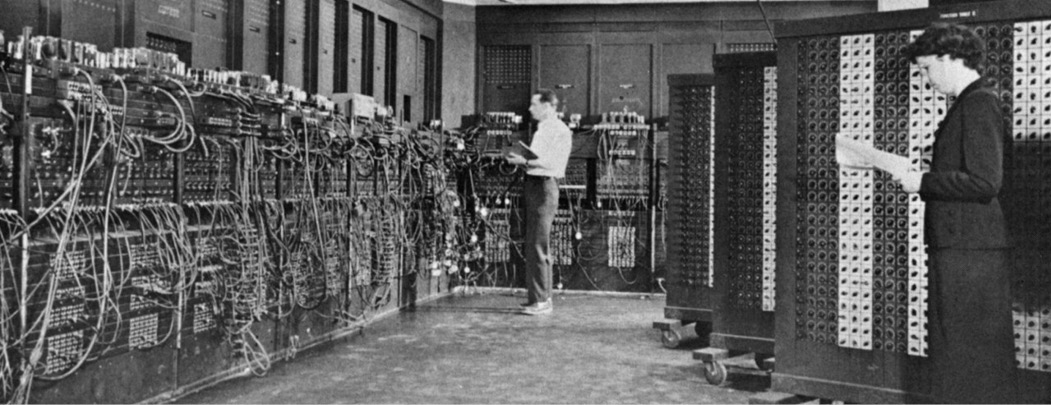 an introduction to the history of eniac